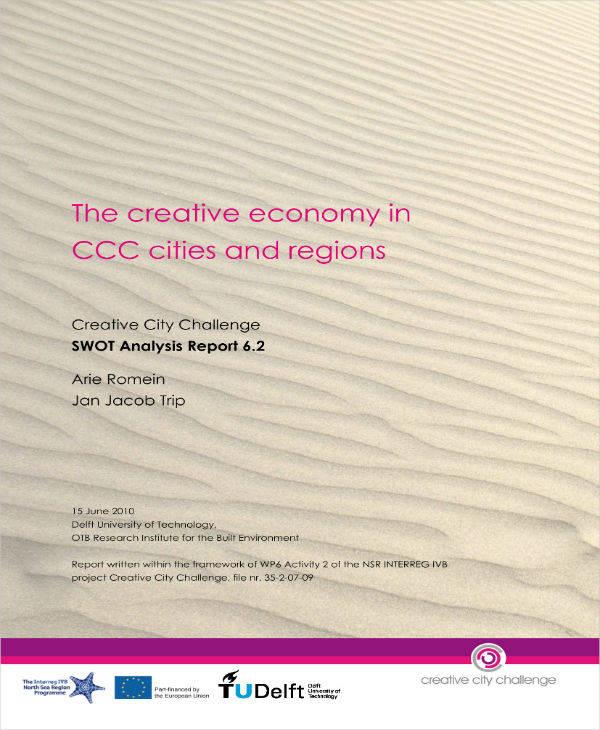 City Challenge SWOT Analysis Report