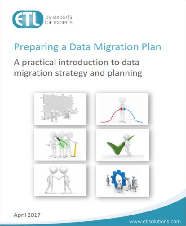data migration preparation plan