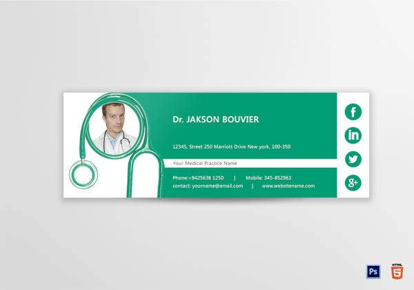 doctor-email-signature-template