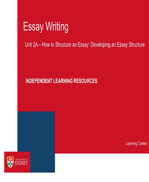 essay writing structure 01
