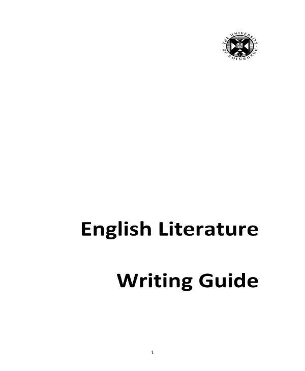 english literature writing guide 01