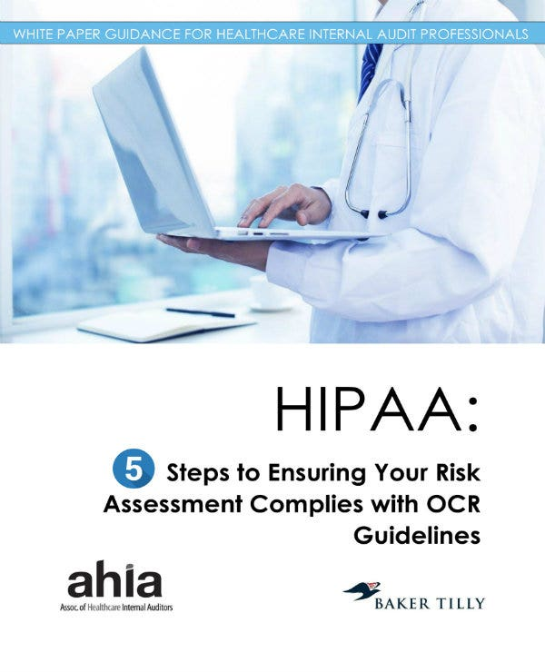 hipaa security risk analysis guide 01