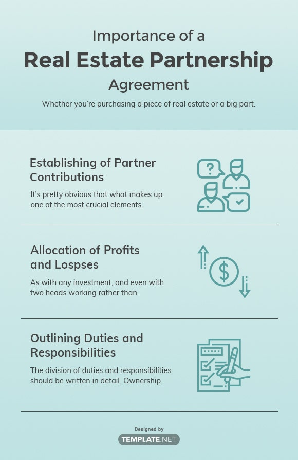 importance of a real estate partnership agreement