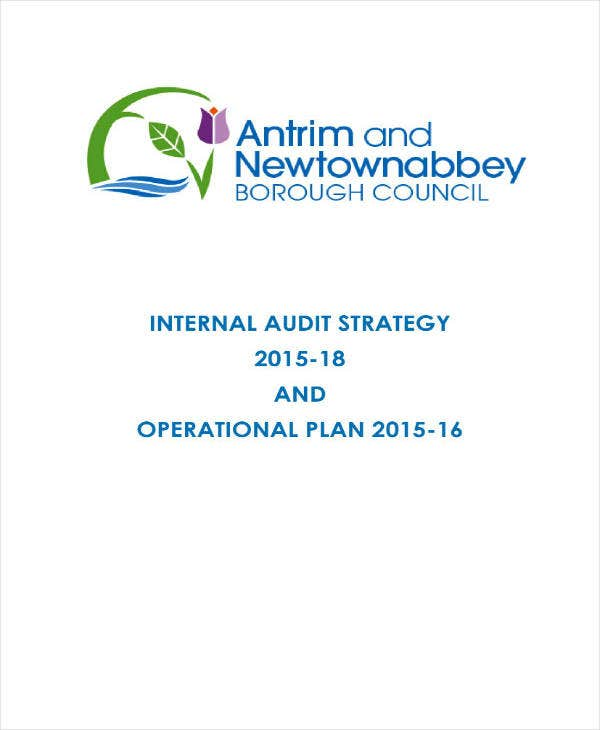 Internal Audit Strategic Plan