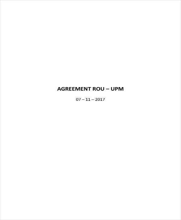 Investment Agreement for Business