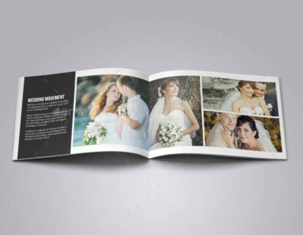 Photography Portfolio Catalog Design