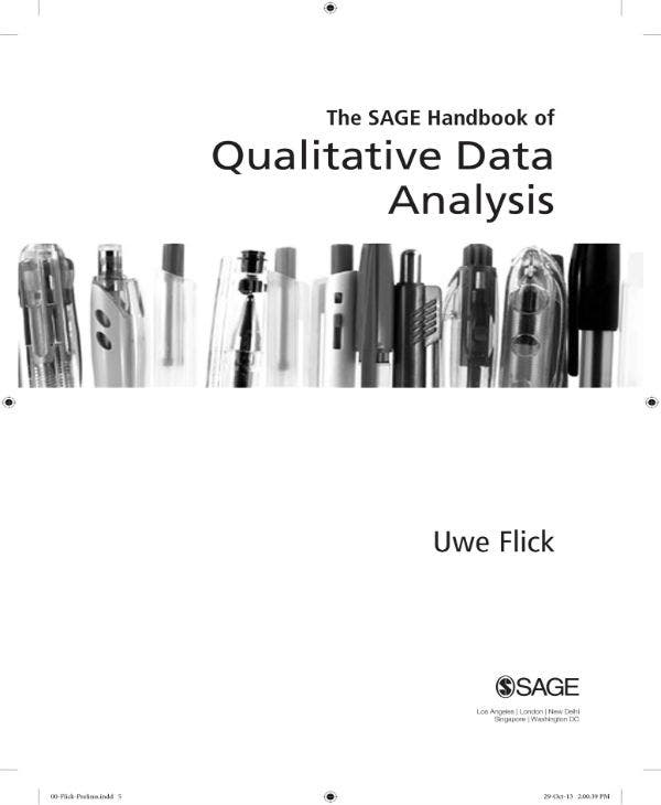 qualitative data analysis 01