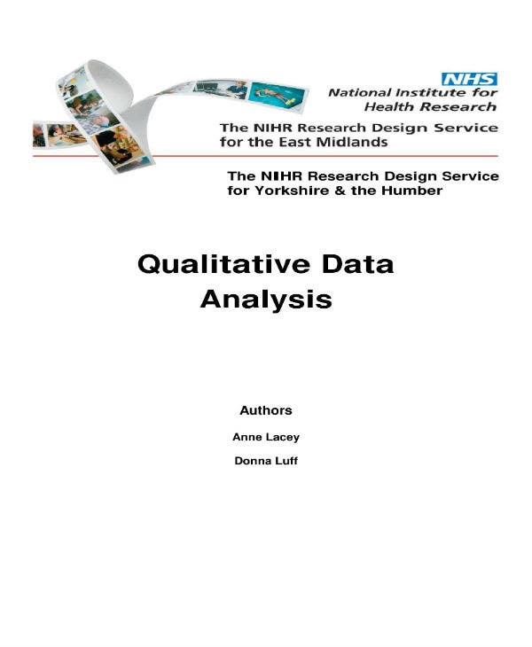 qualitative data analysis revision 011