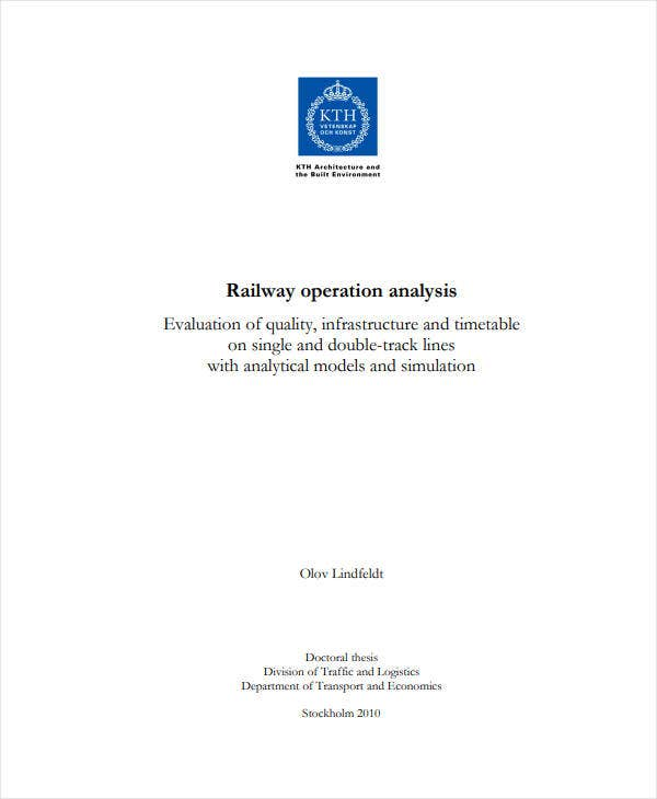 railway-operation-analysis