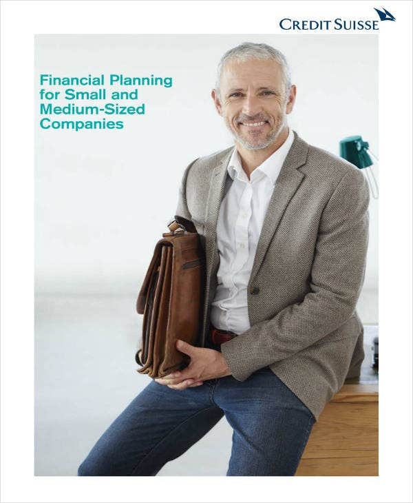 sample business financial plan