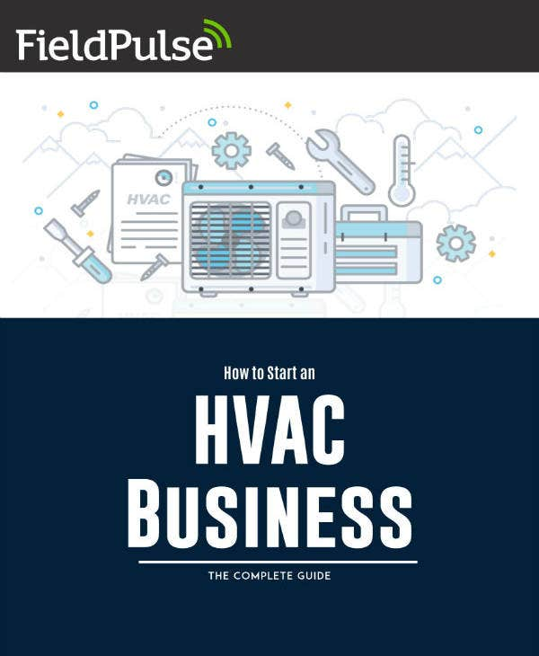 sample hvac business plan template