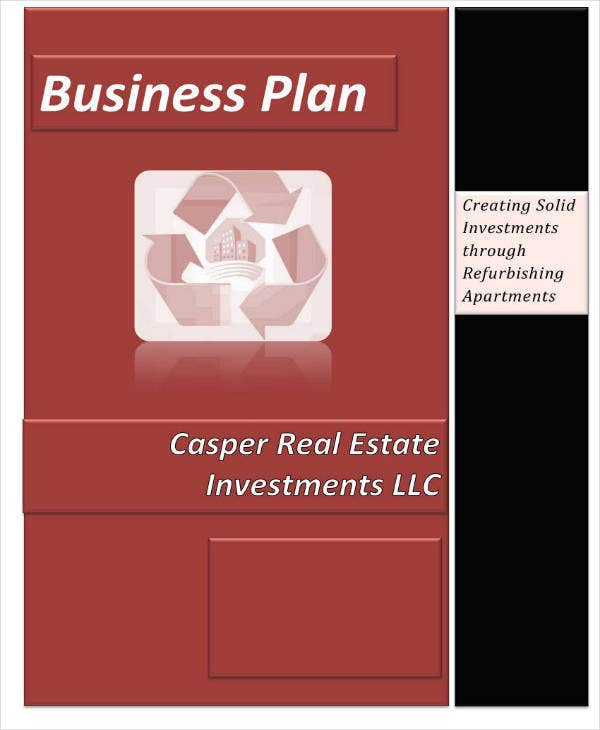 2 rental property business plan templates pdf free premium sample rental property business plan wajeb Choice Image
