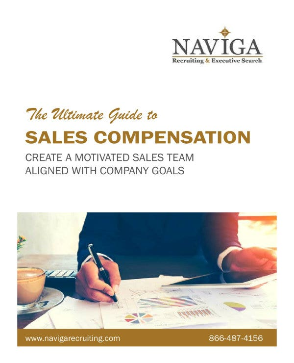 Sample Sales Commission Plan