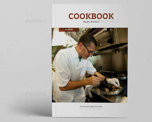 simple cookbook recipes catalogue template1