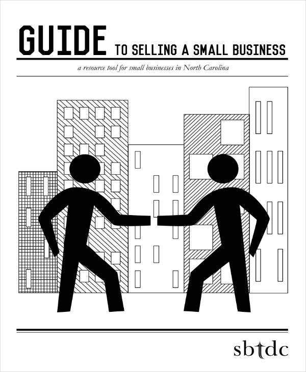 small business sale contract template