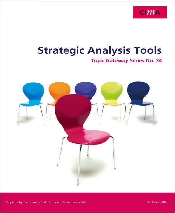 Strategic Analysis Report Sample