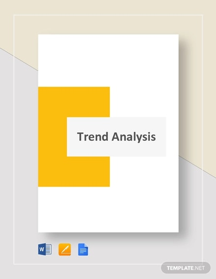 trend analysis template1