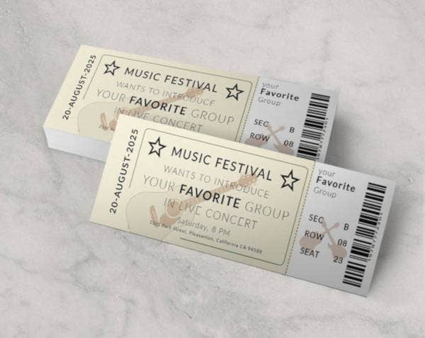 vintage-music-festival-event-ticket