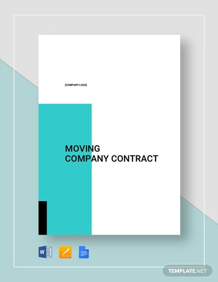 moving company contract1