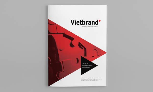 advertising agency brochure