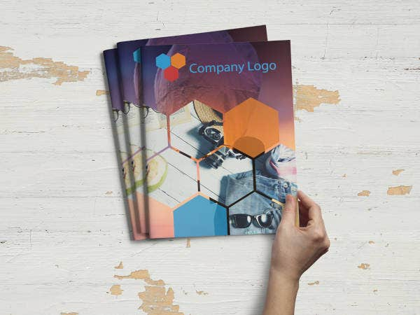 business branding brochure