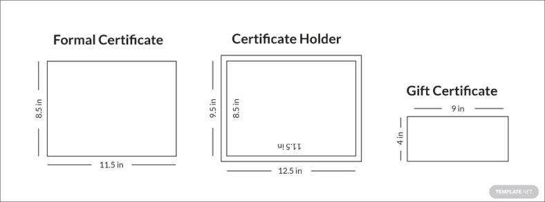 certificate-template-infographic