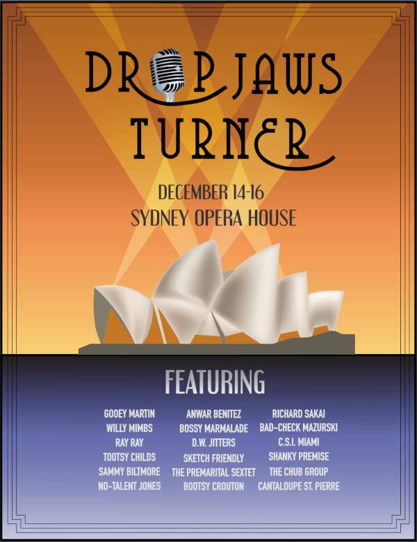 Concert Flyer Sample
