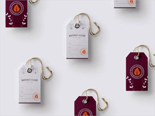 Creative Hang Tag Design