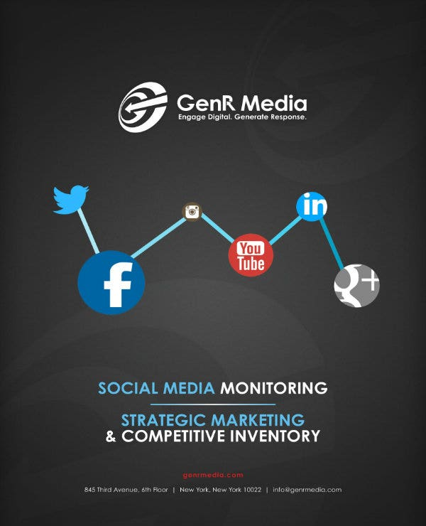 example of social media analyis form 01