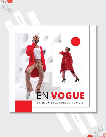 Fashion Photo Book Cover Sample