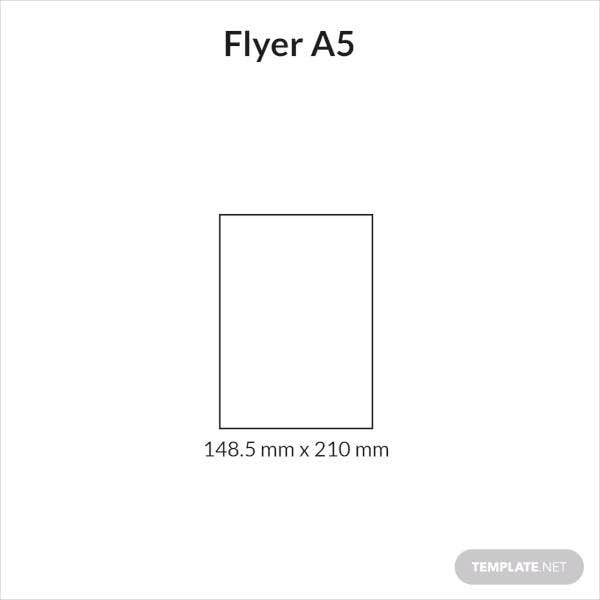 Flyer A5 Infographic