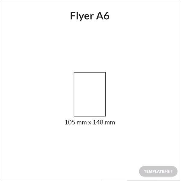Flyer A6 Infographic