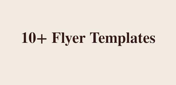 flyertemplate