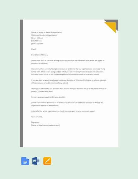 free donation request letter format 440x570 1