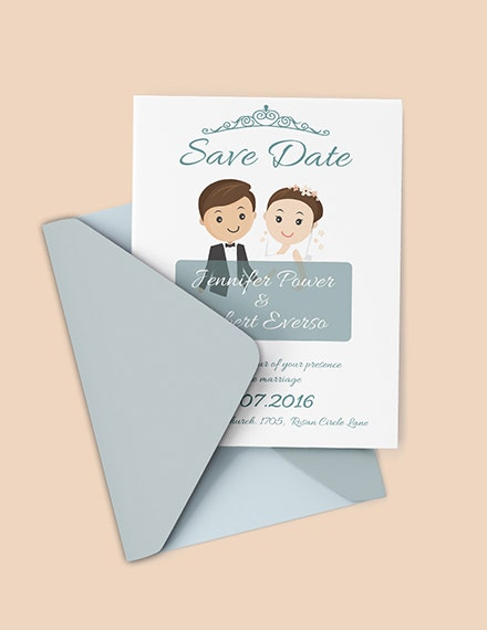 10 save the date templates free premium templates