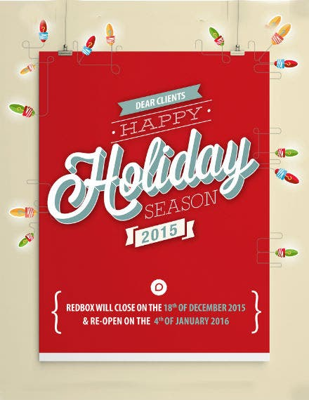 happy-holidays-design-template