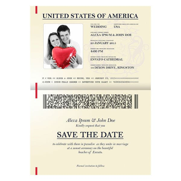 passport-wedding-save-the-date-invitation-template