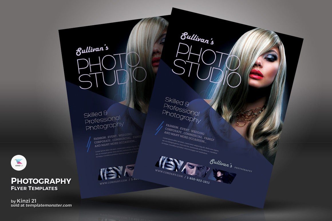 11  photography flyer templates