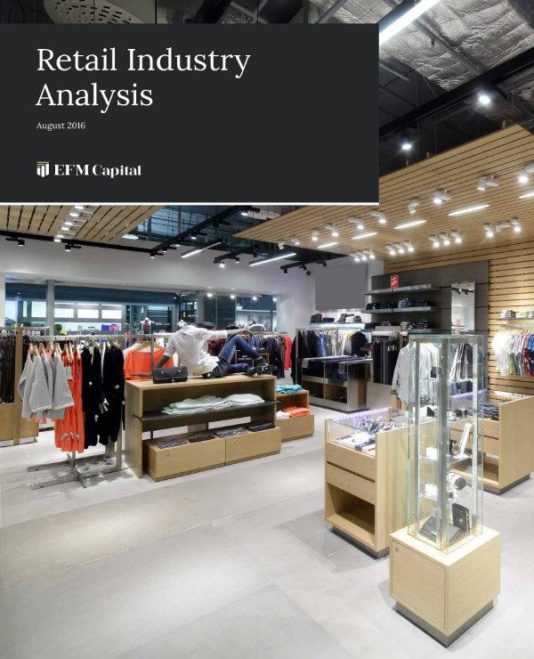 sample retail industry analysis 1