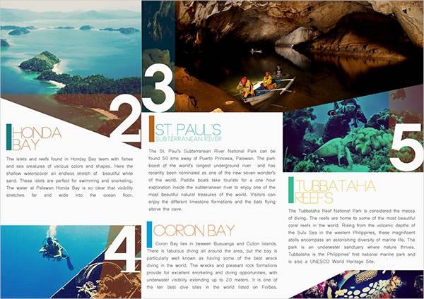 Sample Travel Brochure