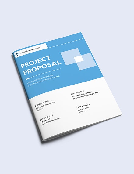 small business proposal template1