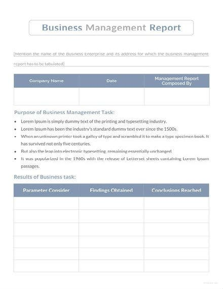business management report 1 440x622