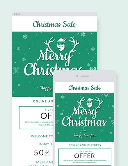 19 christmas newsletter templates psd free premium templates