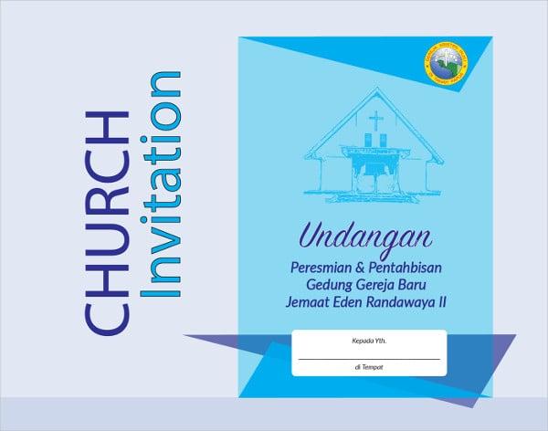 church-invitation