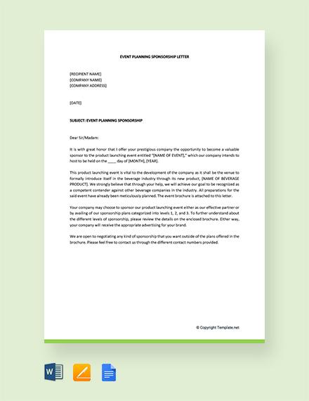 event planning sponsorship letter1