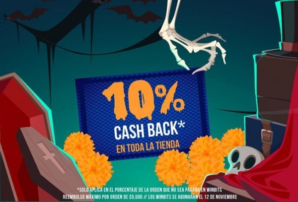 Halloween Pop Up Advertising Template