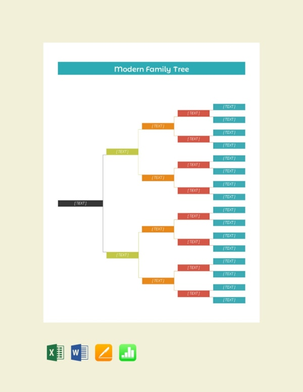 draw a family tree template.html