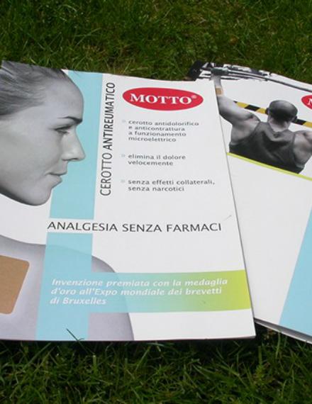 motto medical bifold brochure format