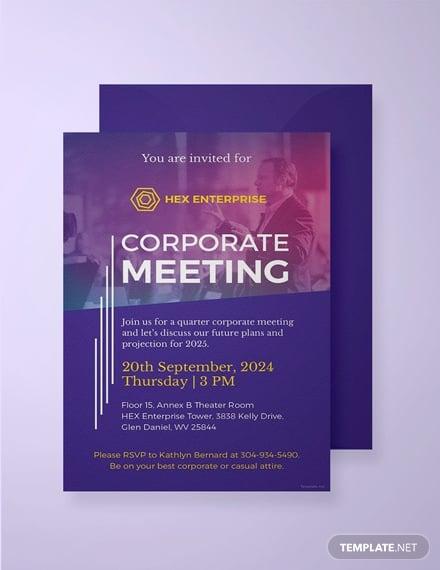 sample meeting invitation template1