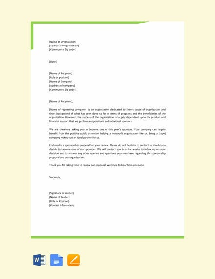 Golf Tournament Sponsorship Letter Template from images.template.net